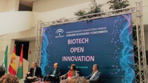 Biotech Innovación Abierta Conferencia