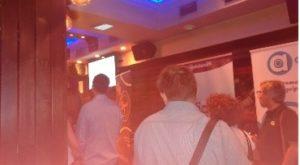Evento Granada Connect en Club Ganivet