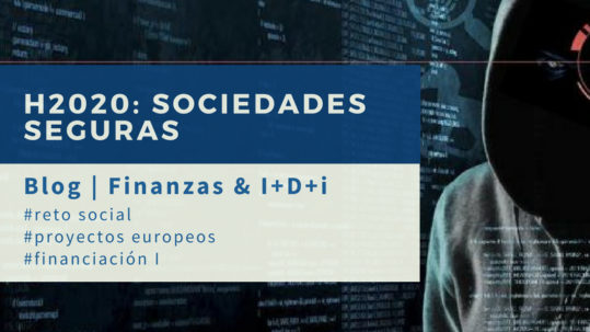 Reto H2020: Sociedades Seguras