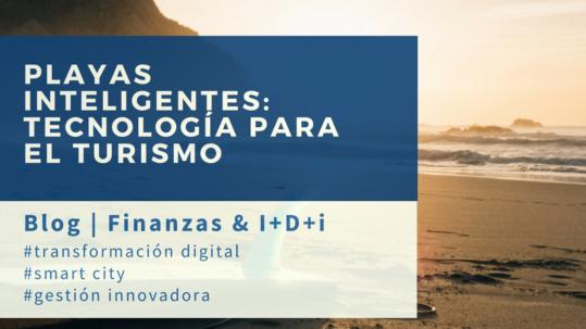 Playas inteligentes, tecnología y turismo