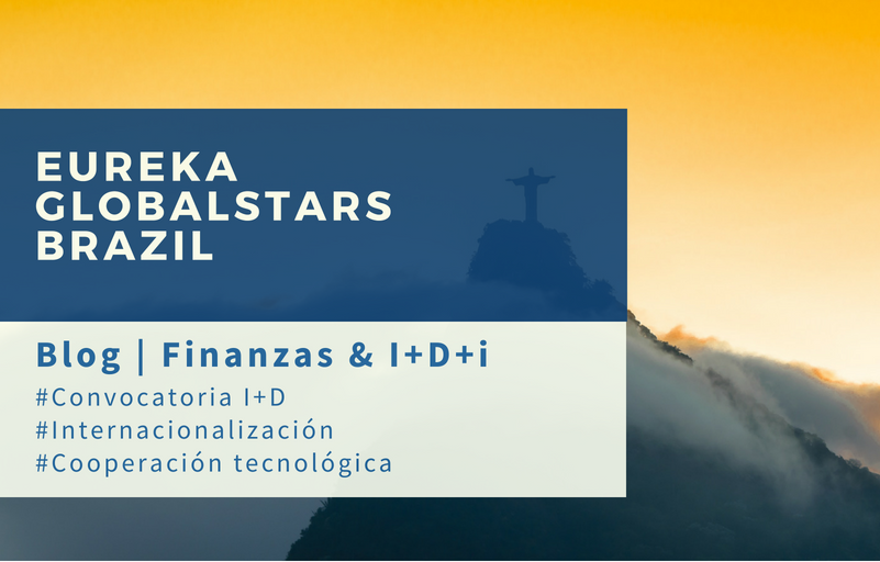 proyectos I+D de cooperación tecnológica eureka globalstars españa-brasil 2018
