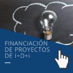 Financiación de proyectos I+D+i